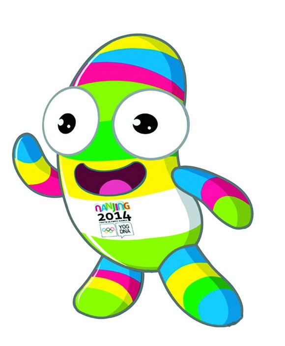 南京/2014年8月4日讯,2014年南京青奥会是一个为青少年举办的国际...