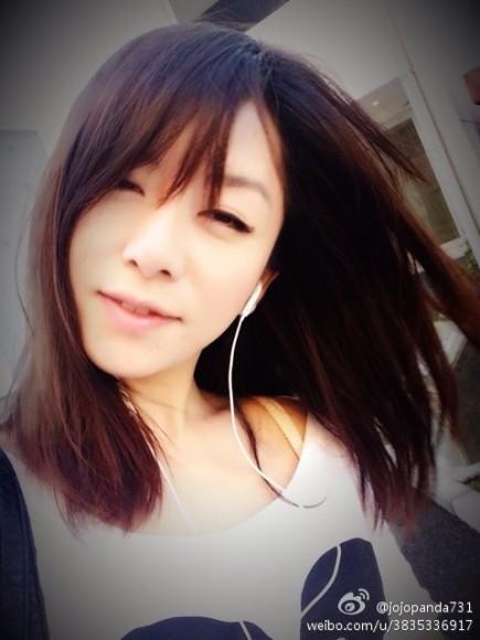 美女老师姓杜 是这个学期刚刚回国任教的日语老师
