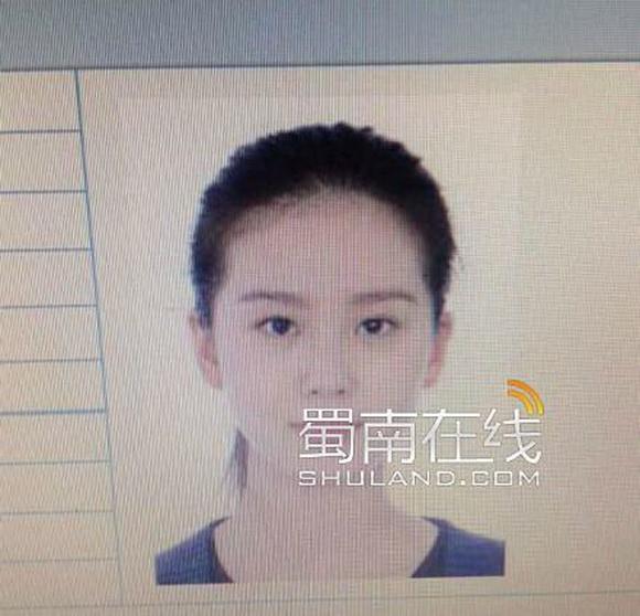 刘诗诗证件照曝光被赞天然美女