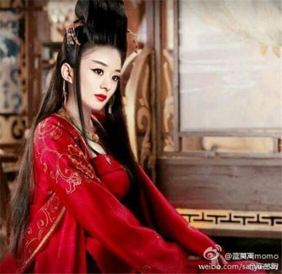由霍建華,趙麗穎,張丹峰等聯袂主演的大型古裝仙俠電視劇《花千骨》圖片