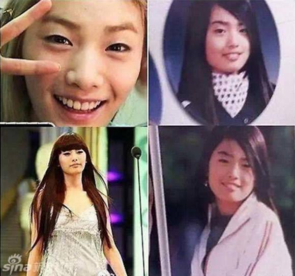 第一美女nana 韩国第一美女娜娜