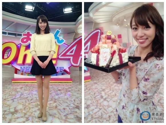 25岁日本美女主播外型甜美