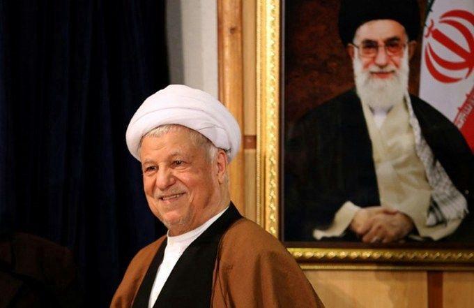 贾尼/伊朗前总统拉夫桑贾尼